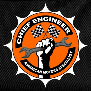 chief engineer Sweat-shirts - Sac à dos Enfant