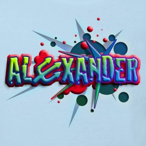boys_name_012014_alexander_a Pullover & Hoodies - Kinder Bio-T-Shirt