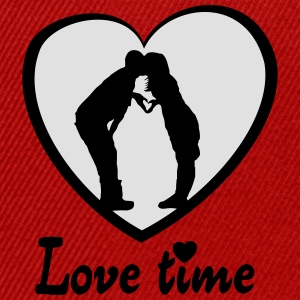 Love time Tee shirts - Casquette snapback