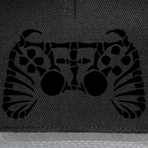 Play Station Controller Fossil Skelett T-shirts - Snapback Cap