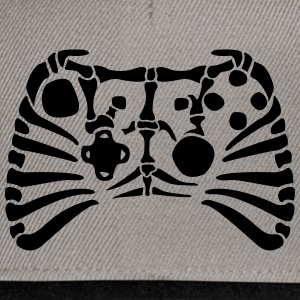 X-Box Controller Fossil skelet T-shirts - Snapback cap