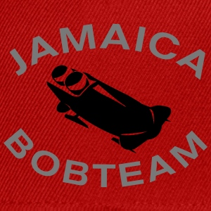 Jamaica Bobsled Team  T-Shirts - Snapback Cap