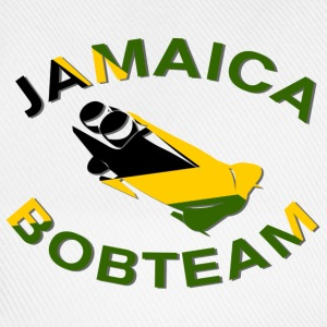 Jamaica Bobsled Team Flag  T-shirts - Basebollkeps