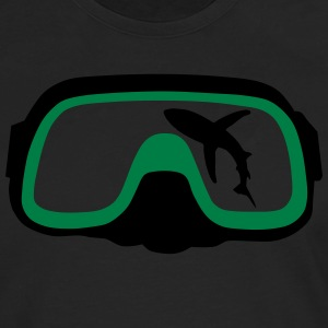 diving Mask T-Shirts - Men's Premium Longsleeve Shirt