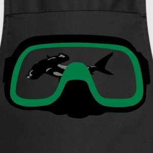 diving Mask T-Shirts - Cooking Apron
