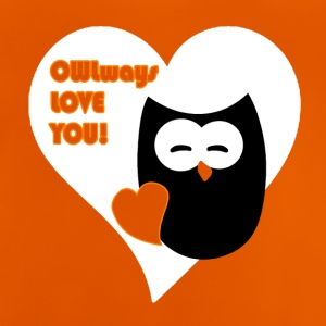 owlways love you T-shirts - Baby-T-shirt