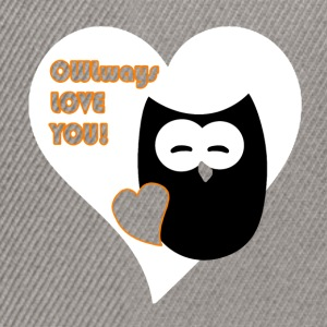 owlways love you T-shirts - Snapbackkeps