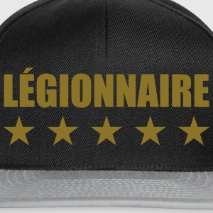 Légionnaire Tee shirts - Casquette snapback