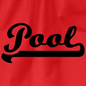 Pool T-Shirts - Turnbeutel