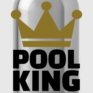 Pool King T-Shirts - Trinkflasche