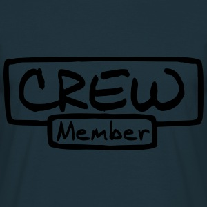 Crew Member Hoodies & Sweatshirts - Men's T-Shirt