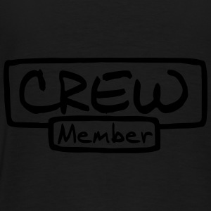 Crew Member Hoodies & Sweatshirts - Men's Premium T-Shirt