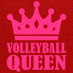 Volleyball Queen T-Shirts - Snapback Cap