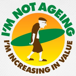 Im Not Ageing (dd)++2014 Tee shirts manches longues - Casquette classique