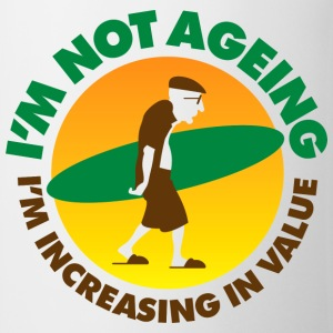 Im Not Ageing (dd)++2014 Tee shirts manches longues - Tasse