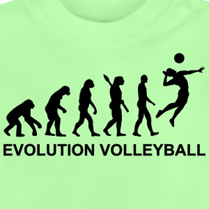 Evolution Volleyball T-Shirts - Baby T-Shirt