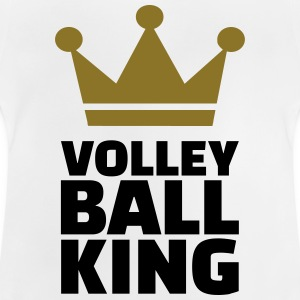 Volleyball King T-Shirts - Baby T-Shirt