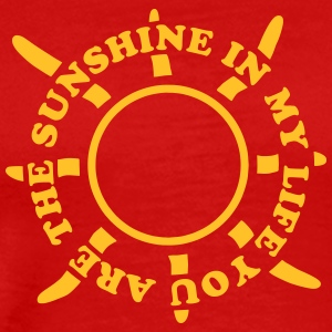 Sunshine in my life Tee shirts manches longues - T-shirt Premium Homme