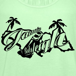 Jamaica Bobsleigh T-Shirts - Women's Tank Top by Bella