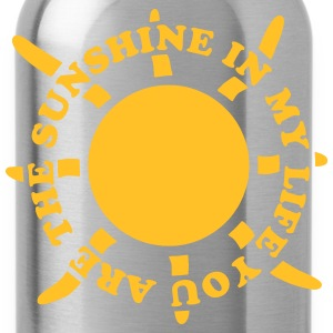 Sunshine in my life 2 Tee shirts - Gourde