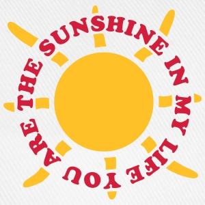 Sunshine in my life - V2 Tee shirts - Casquette classique