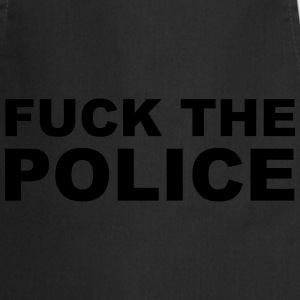 Fuck The Police Tee shirts - Tablier de cuisine