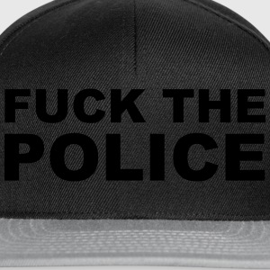 Fuck The Police Tee shirts - Casquette snapback
