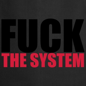 Fuck The System Sweaters - Keukenschort