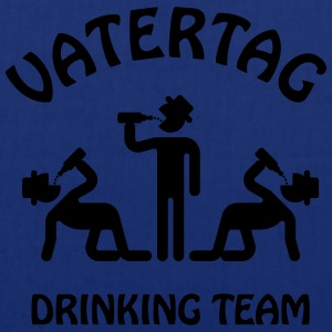 Vatertag Drinking Team, T-Shirt - Stoffbeutel