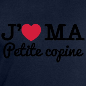 J'aime ma petite copine - Sweat-shirt Homme Stanley & Stella