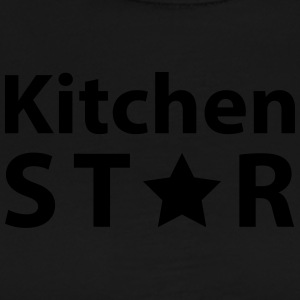 Kitchen Star Tabliers - T-shirt Premium Homme