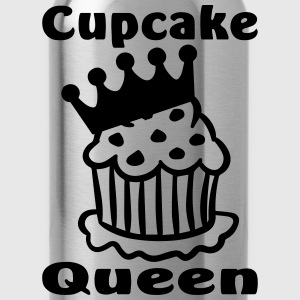 cup cake queen Kookschorten - Drinkfles