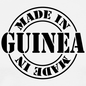 made_in_guinea_m1 Kookschorten - Mannen Premium T-shirt