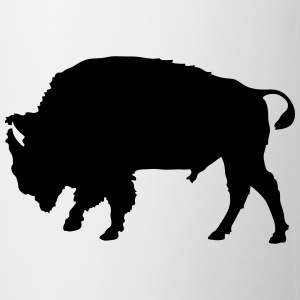 bison T-shirts - Mok