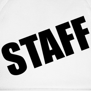 Staff T-Shirts - Baseball Cap