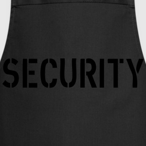Security Sweat-shirts - Tablier de cuisine