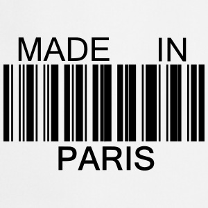 Made in Paris 75 Tee shirts - Tablier de cuisine