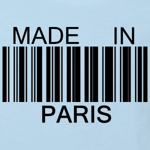 Made in Paris 75 Tee shirts - T-shirt Bio Enfant