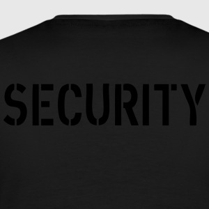 Security Sweatshirts - Herre premium T-shirt