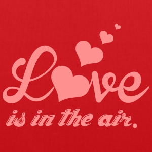 Love is in the air T-Shirts - Tote Bag