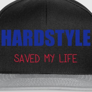 Hardstyle Saved Me Sweat-shirts - Casquette snapback