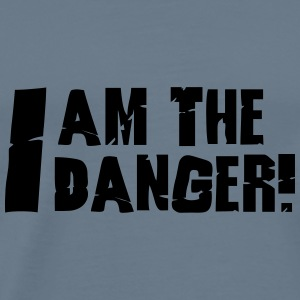I am the danger  Gensere - Premium T-skjorte for menn