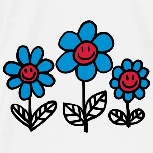 Flower Power by Cheerful Madness!! Accessories - Men's Premium T-Shirt