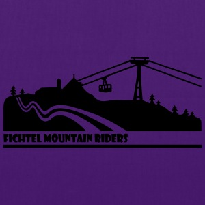 Fichtel Mountain Riders - Stoffbeutel