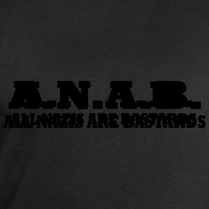 ALL NAZIS ARE BASTARDS Camisetas - Sudadera hombre de Stanley & Stella