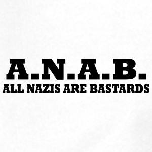 ALL NAZIS ARE BASTARDS Flaskor & muggar - Premiumluvtröja herr