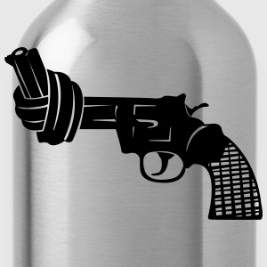Revolver with node  T-Shirts - Water Bottle