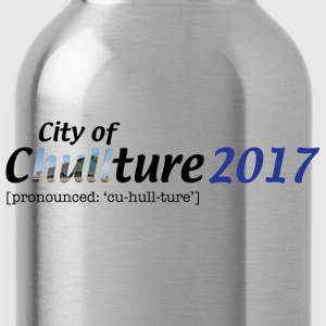 City of Chullture 2017 T-Shirts - Water Bottle