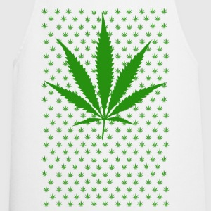 T-Shirt cannabis mosaique - Tablier de cuisine