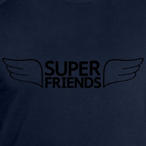 super friends super vrienden T-shirts - Mannen sweatshirt van Stanley & Stella